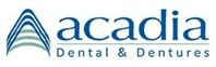 Acadia Dental And Dentures Logo
